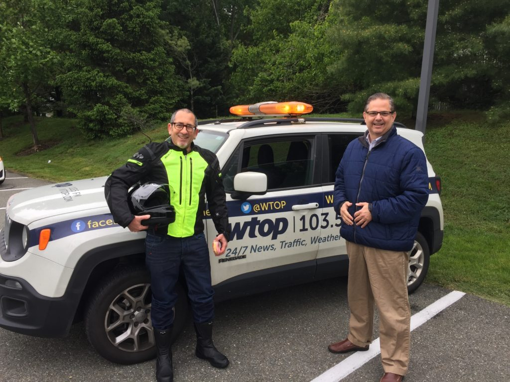 WTOP sports colleague